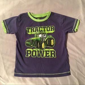 John Deere Short Sleeve Tractor T-Shirt